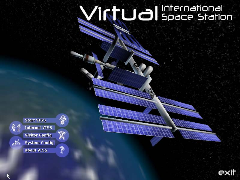 Virtual International Space Station